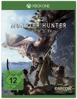 Capcom Monster Hunter: World (xBox One)