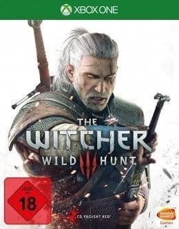 Bandai Namco Entertainment The Witcher III: Wild Hunt (PEGI) (Xbox One)