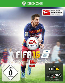 Electronic Arts FIFA 16 (Download) (Xbox One)