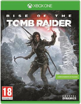 Microsoft Rise of the Tomb Raider (PEGI) (Xbox One)