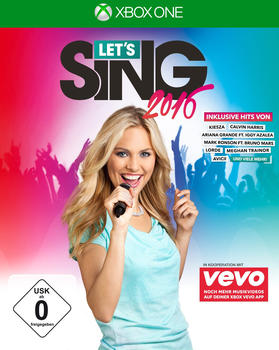 Let's Sing 2016 (Xbox One)