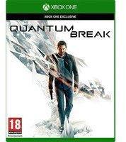 Microsoft Quantum Break (PEGI) (Xbox One)