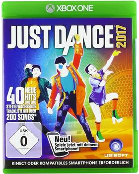 UbiSoft Just Dance 2017 (Xbox One)