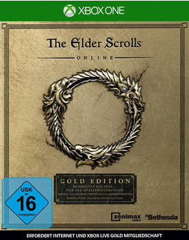 BETHESDA The Elder Scrolls Online - Gold Edition (Xbox One)