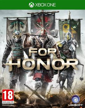 UbiSoft For Honor (PEGI) (Xbox One)