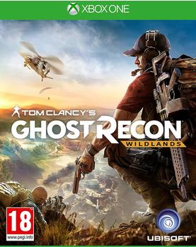 UbiSoft Ghost Recon: Wildlands (PEGI) (Xbox One)