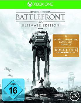 Electronic Arts Star Wars: Battlefront - Ultimate Edition (Xbox One)