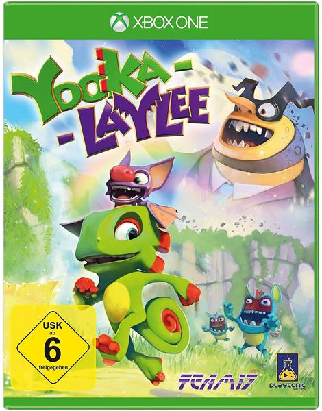 NBG Yooka-Laylee (Xbox One)