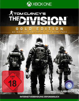 Tom Clancy's The Division: Gold Edition (Xbox One)