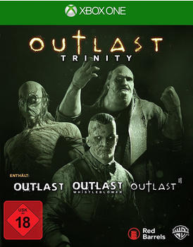 Outlast: Trinity (Xbox One)
