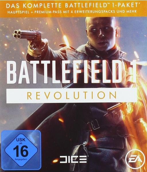 Electronic Arts Battlefield 1 - Revolution Edition (Xbox One)