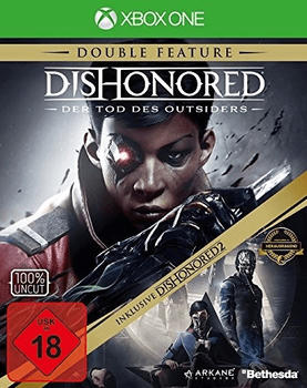 BETHESDA Dishonored:der Tod des Outsiders Double Feature inklusive Dishonored 2 - [At-Pegi] - [Xbox One]