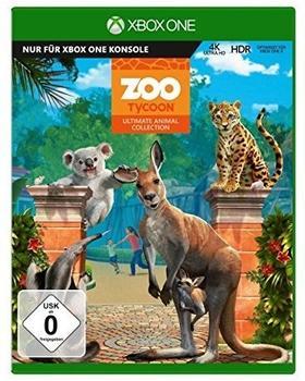 Microsoft Zoo Tycoon Zookeeper Collection) (XONE)