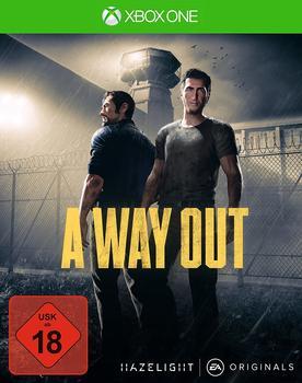 Electronic Arts A Way out - XBOne [EU Version]
