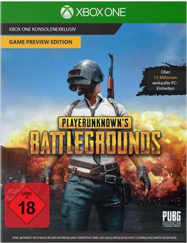 Playerunknown's Battlegrounds (PUBG): Game Preview Edition (Xbox One)