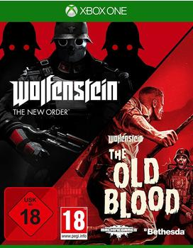 Wolfenstein: The New Order + Wolfenstein: New Blood (Xbox One)