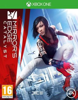 Electronic Arts Mirrors Edge Catalyst, Xbox One