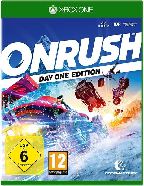 Codemasters Onrush Day One Edition Xbox One