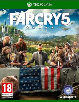 UbiSoft Far Cry 5 (PEGI) (Xbox One)