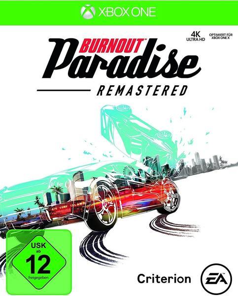 Burnout: Paradise - Remastered (Xbox One)