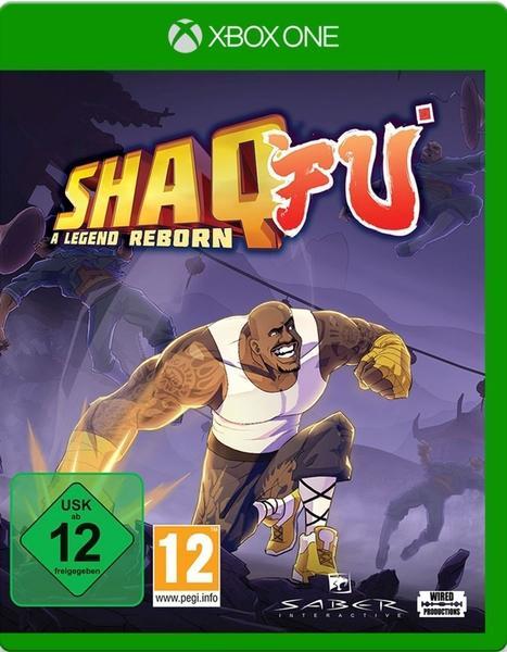 Shaq Fu: A Legend Reborn (Xbox One)