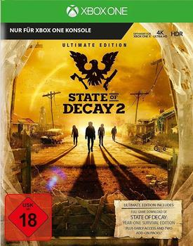 Microsoft State of Decay 2 - Ultimate Edition (Xbox One)