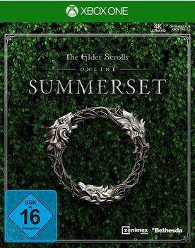 BETHESDA The Elder Scrolls Online: Summerset Xbox One