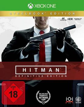 Hitman: Definitive Edition - Steelbook Edition (Xbox One)