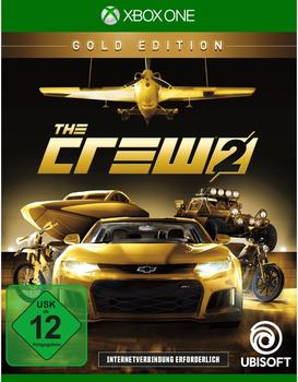 The Crew 2: Gold Edition (Xbox One)