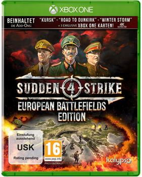 Kalypso Sudden Strike 4 European Battlefields Edition