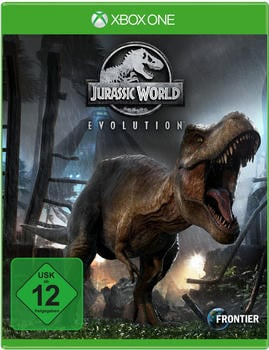 NBG Jurassic World Evolution (Xbox One)
