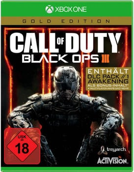 Activision Call of Duty: Black Ops 3 (Gold Xbox One]