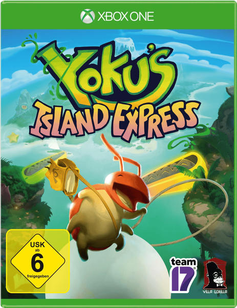 NBG Yokus Island Express (Xbox One]