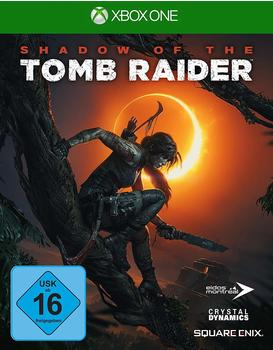 Square Enix Shadow of the Tomb Raider Xbox One