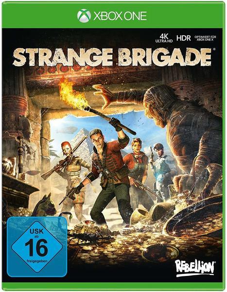 Strange Brigade Xbox One