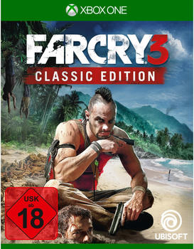 UbiSoft Far Cry 3 Classic Edition Xbox One]