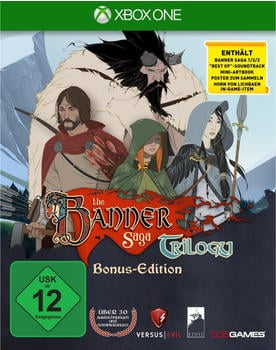 505 Games The Banner Saga Trilogy - Bonus-Edition (Xbox One)