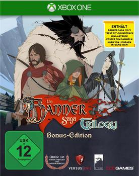 The Banner Saga Trilogy: Bonus Edition (Xbox One)