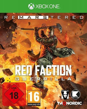 Red Faction: Guerrilla - Re-Mars-tered (Xbox One)
