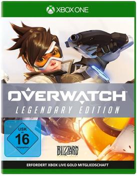 Activision Blizzard Overwatch - Legendary Edition (Xbox One]