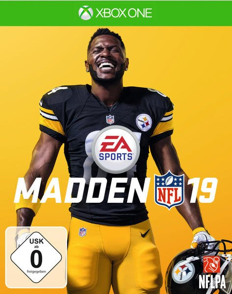 Electronic Arts Madden NFL 19, Xbox One-Spiel