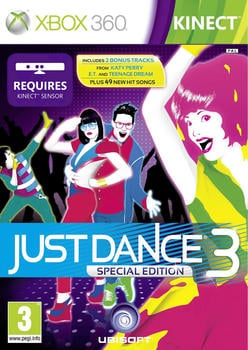 UbiSoft Just Dance 3 Special Edition