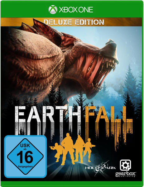 Earthfall: Deluxe Edition (Xbox One)