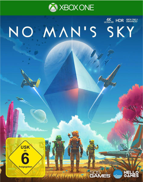 NBG No Mans Sky (Xbox One]