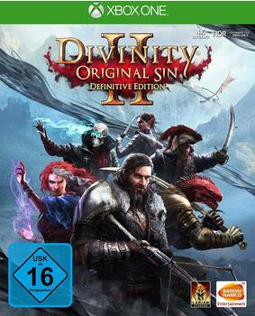 BANDAI Divinity: Original Sin 2 - Definitive Edition (Xbox One)