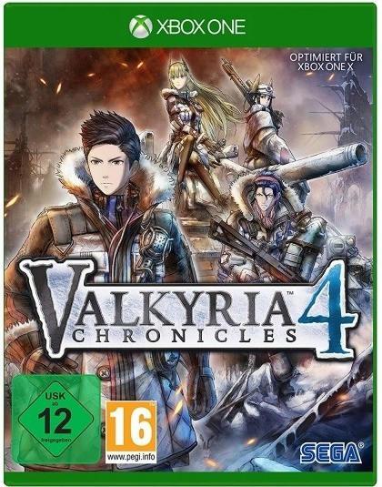 Sega Valkyria Chronicles 4 LE (Xbox One)