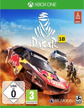 Avanquest Dakar 18 Xbox One