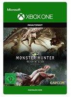 Microsoft MONSTER HUNTER: WORLD Deluxe Edition