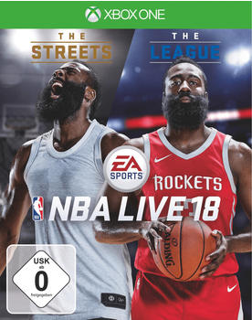 Electronic Arts NBA Live 18 (PEGI) (Xbox One)