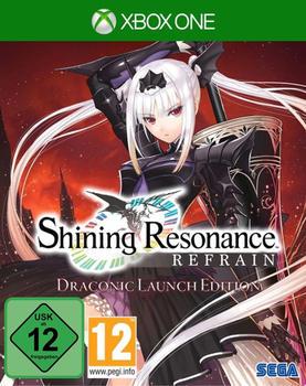 Sega Shining Resonance Refrain Draconic Launch Ed. (Xbox One)